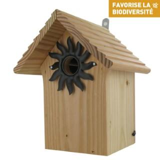 Nichoir en bois La Couveuse 280510