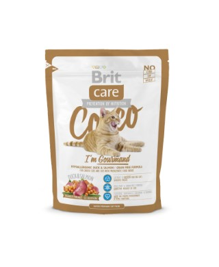 Croquettes Chat - Brit Care Cat Cocco I'm gourmand 0,4kg 281299