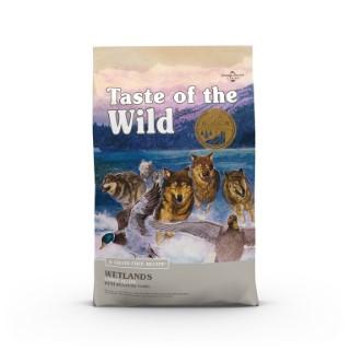 Croquettes Chien - Taste of the Wild Wetlands Wild 2kg 281309