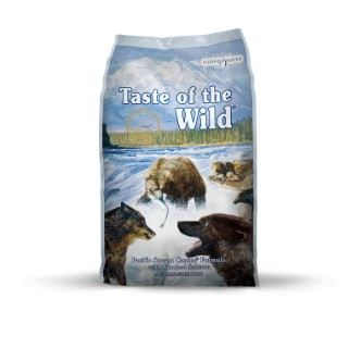 Croquettes chien - Taste of the Wild Pacific Stream - 5,6kg 693894