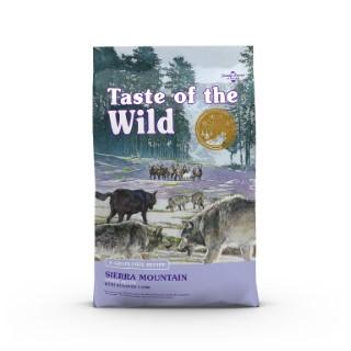 Croquettes Chien - Taste of the Wild Sierra Mountain Canine 2kg 281319