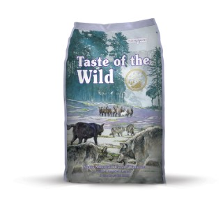 Croquettes chien - Taste of the Wild Sierra Mountain Canine - 6kg 281320