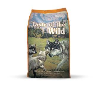 Croquettes chiot - Taste of the Wild High Prairie Puppy - 13kg 281326