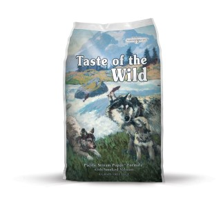 Croquettes chiot - Taste of the Wild Pacific Stream Puppy - 13kg 281330
