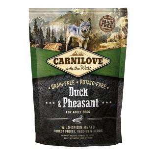Croquettes Chien Adulte - Carnilove Duck & Pheasant 1,5kg 281342