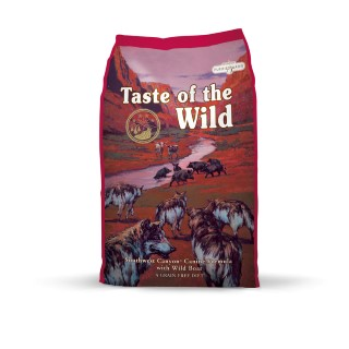 Croquettes chien - Taste of the Wild Southwest Canyon - 5,6kg 693883