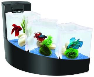 Aquarium Aqua Falls Black 295684