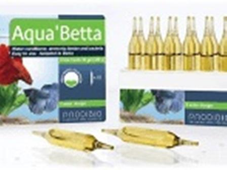 Traitement de l'eau - Prodibio Aqua'betta 12 ampoules 200732