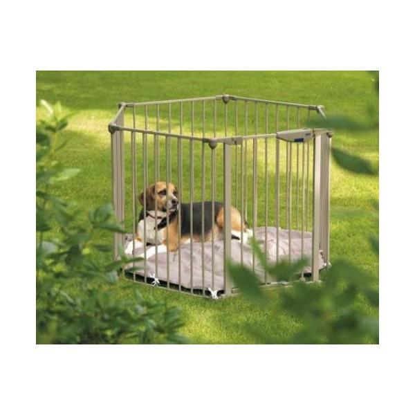 Parc chien Dog Park de luxe Savic 204859