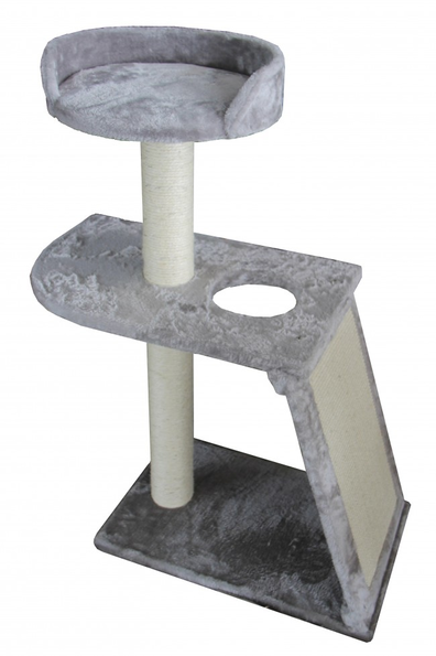 Arbre à chat Wakeboard gris 209628