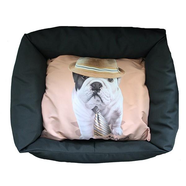 Corbeille pour chien Domino Teo Giorgio T50 210814
