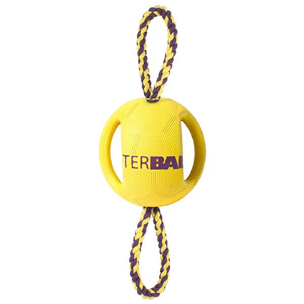 Ballon Interball Corde pour chien 214315