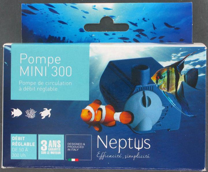 Pompe NEPTUS Mini P300 219927