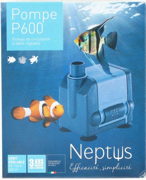 Pompe NEPTUS P600 219930