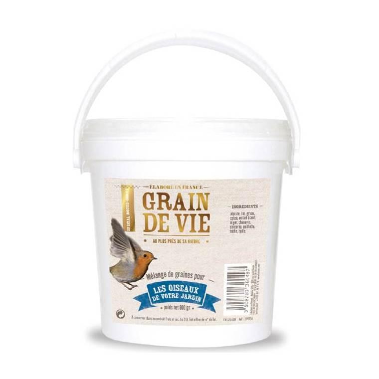 Mélange de graines spécial rouge gorge 222155