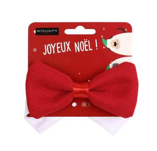 Nœud papillon de Noël Chien / Chat - taille 1 225062
