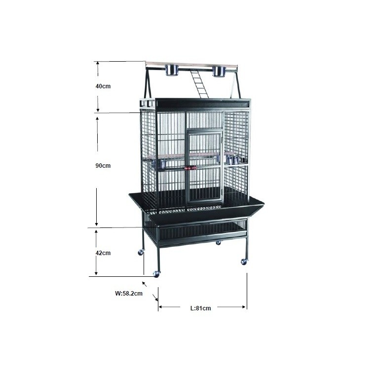 Cage perroquet XL Extra Large 229985