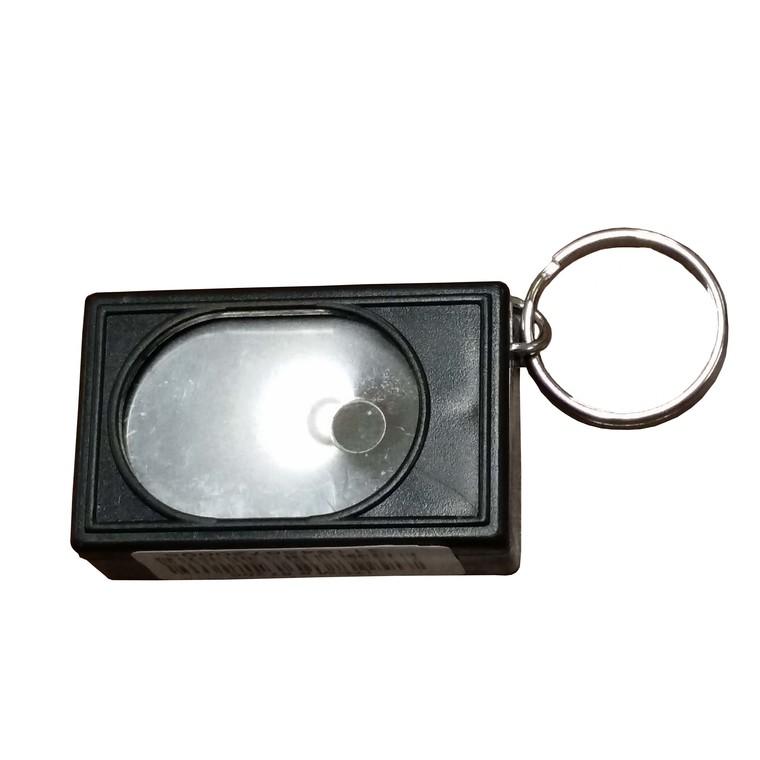 Clicker de dressage noir 5x3x1,5 cm 232146