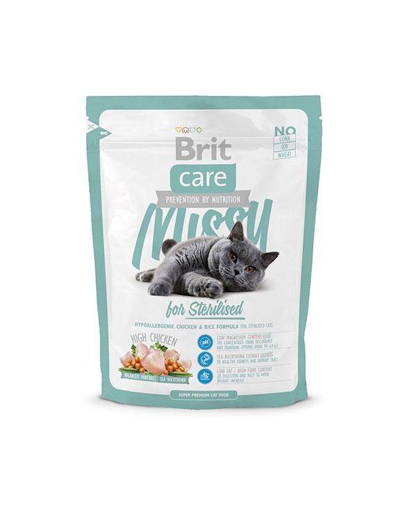 Croquettes Chat - Brit Care Cat Missy pour Chat stérilisé 7kg 234360