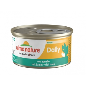 Boîte Chat -  Daily Menu Mousse Canard 85g Almo Nature® 234537