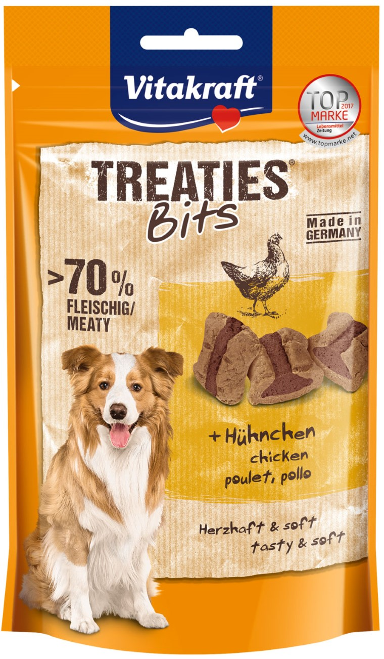 Friandises Chien - Vitakraft Treaties Bits Poulet 235101
