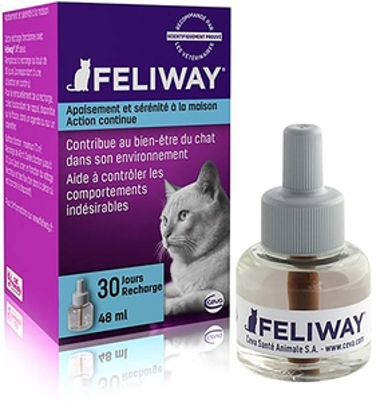 Feliway recharge 48ml 250895