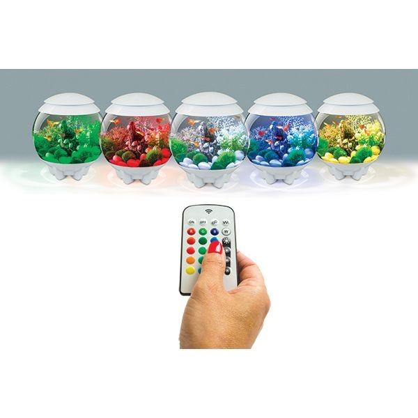 Aquarium biOrb HALO 15 L Gris LED Multi color 262315