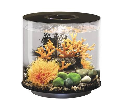 Aquarium biOrb 15L TUBE LED Noir 262318
