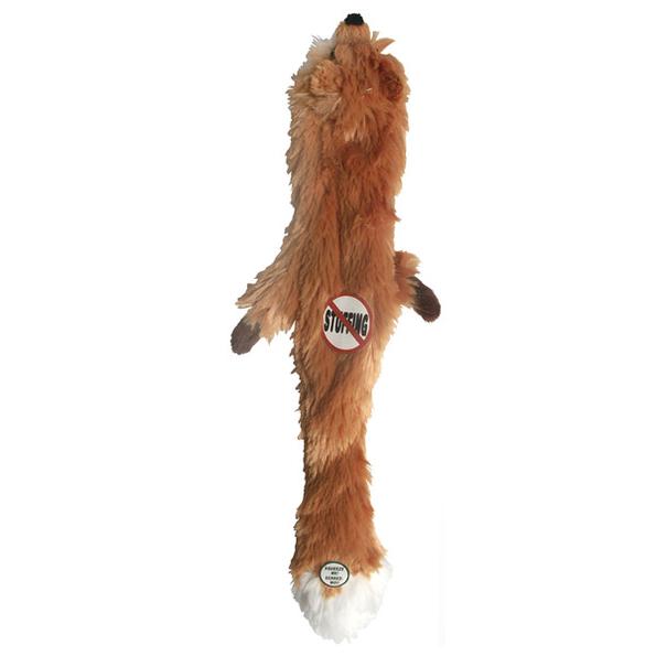 Jouet pour chien Peluche Renard plat géant 83cm 276974