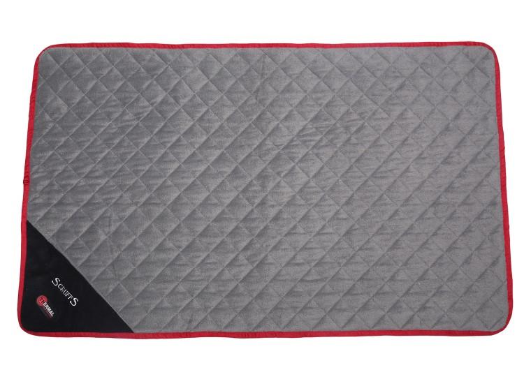 Tapis Scruffs Thermal Noir - 105 x 70 cm 279106