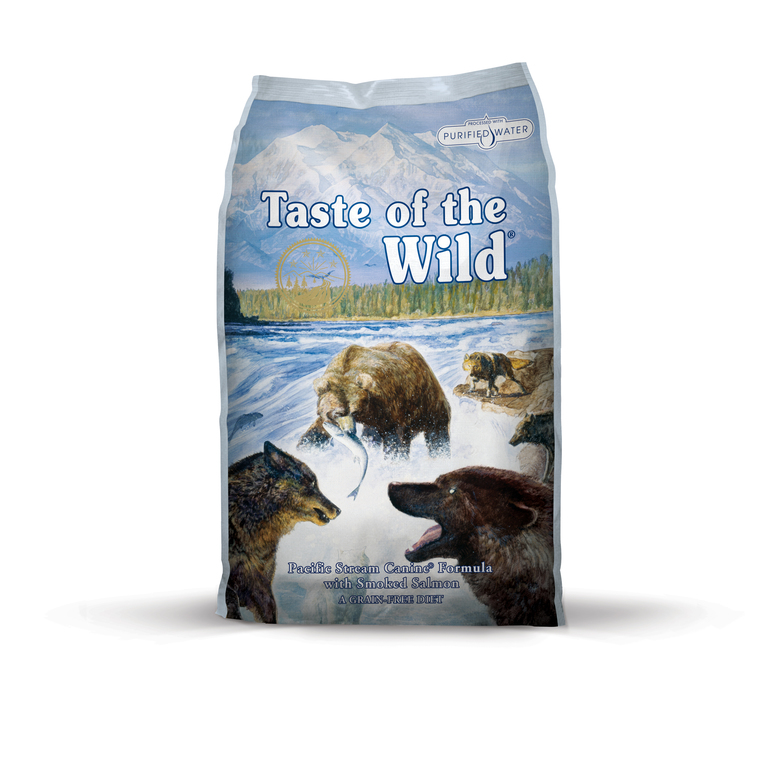 Croquettes chien - Taste of the Wild Pacific Stream - 6kg 281314