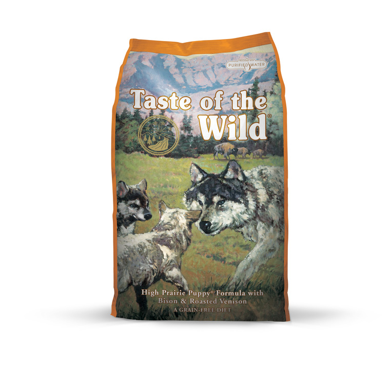 Croquettes chiot - Taste of the Wild High Prairie Puppy - 13kg 281326