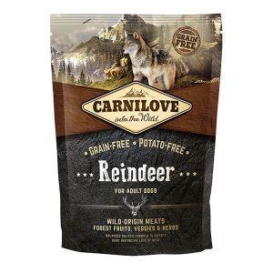 Croquettes Chien Adulte - Carnilove Reindeer 1,5kg 281344