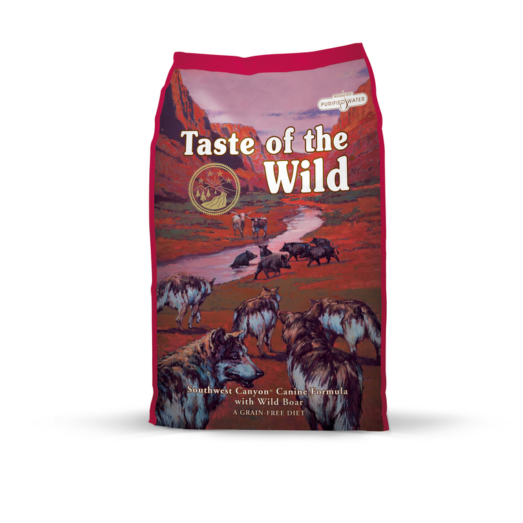 Croquettes chien - Taste of the Wild Southwest Canyon - 6kg 281358