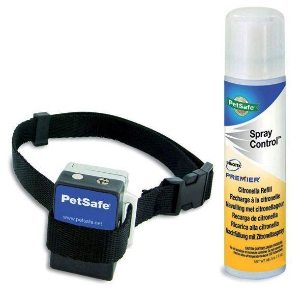 Collier Anti-aboiement Spray Chien PETSAFE® PBC45-14136 281854
