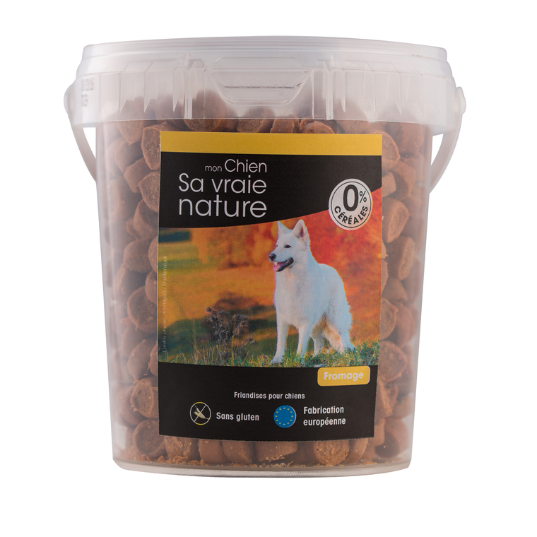 Friandises Chien - Sa Vraie Nature fromage 500g