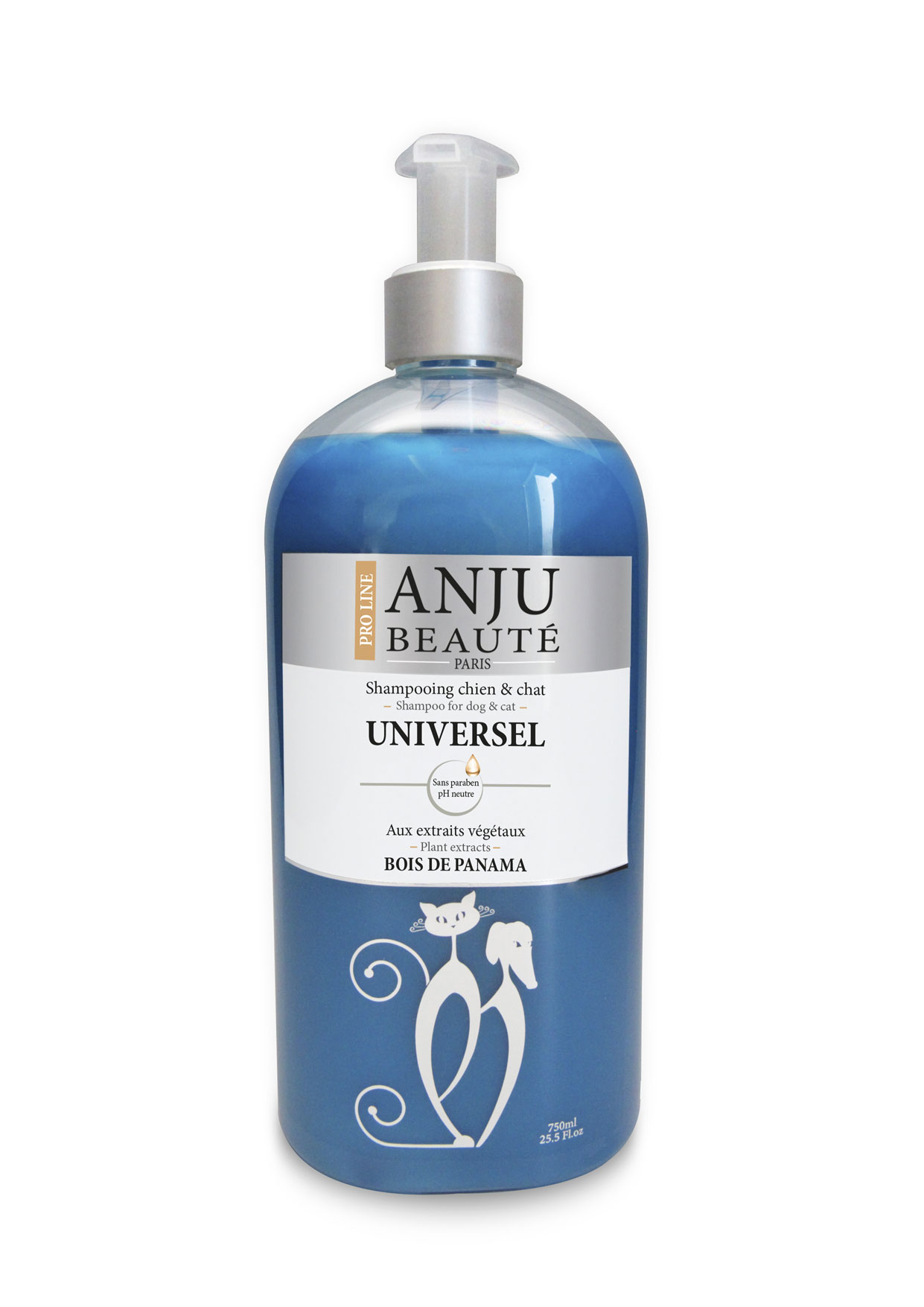 Shampoing ANJU Beauté universel 750 ML