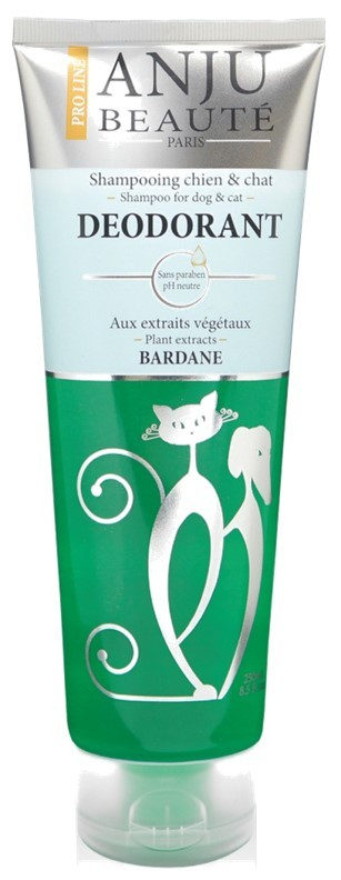 Shampoing ANJU Beauté déodorant 250 ML