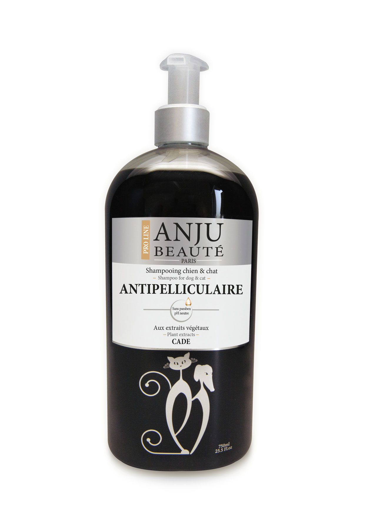 Shampoing ANJU Beauté anti-pelliculaire 750 ML