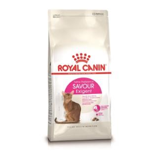 Croquettes chat difficile Royal Canin Savour Exigent 2kg 316015