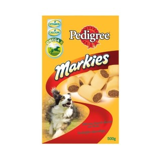 Friandise chien Pedigree markies 500g 320085