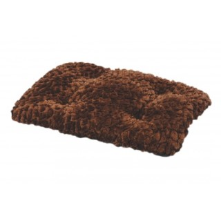 Tapis One Paw Lush Confort Chocolat Taille XXL - 119 x 71 cm 330292