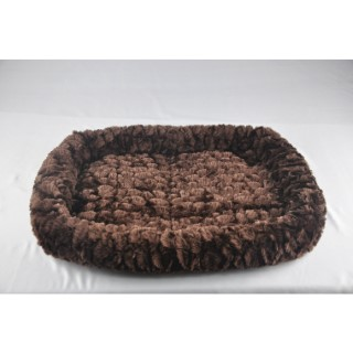 Coussin One Paw Bumper Chocolat 93 x 63 cm 330324