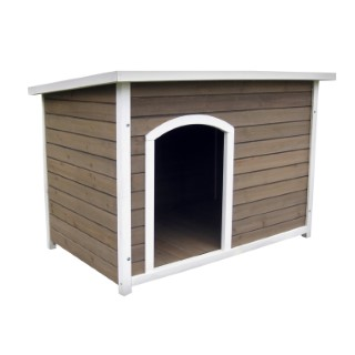 Niche chien bois Xtreme Cabin Home M 330389