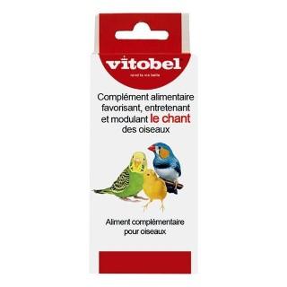 Vitobel complément chant oiseaux Vitakraft® 15g 33267