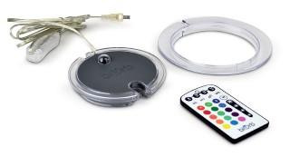 Eclairage LED BiOrb - Life - BiUbe Multicolor télécommandé 335434