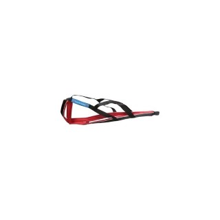Harnais polar quest S rouge/noir 335633