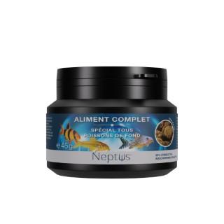 Aliment complet  pour tous poissons de fond 100ml 343012