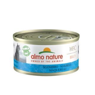 Boîte Chat - Almo nature® Maquereau Almo 70g 354184