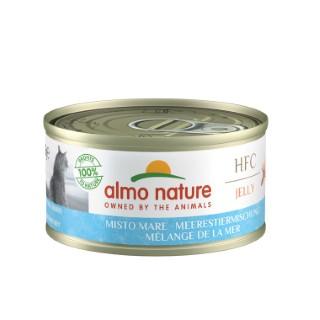 Boîte Chat - Almo nature® Mélange de la Mer 70g 354185